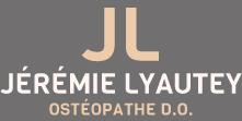 Jérémie Lyautey, Ostéopathe DO  cabinet Paris 12 ou domicile Logo